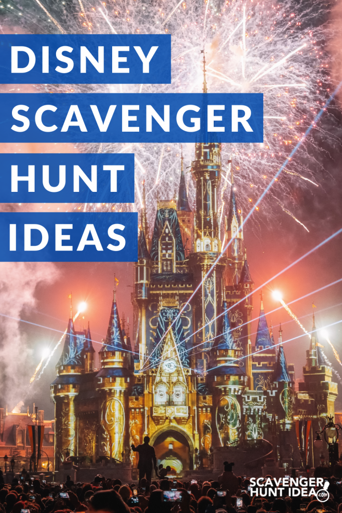 Disney Scavenger Hunt Ideas for Walt Disney World and Disneyland - Headed to Disney? Pack one of these Disney Scavenger Hunt Ideas for the trip. Whether you are visiting Disney World or Disneyland, you'll find a fun scavenger hunt in this list! Disney Scavenger Hunt Surprise   Disney Scavenger Hunt Adults   Disneyland Scavenger Hunt   Disney World Scavenger Hunt