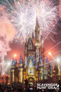 Disney Scavenger Hunt Ideas for Walt Disney World and Disneyland