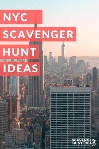 7 New York City Scavenger Hunts